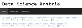 Data Science Austria